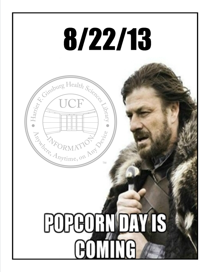 Popcorn Day preview