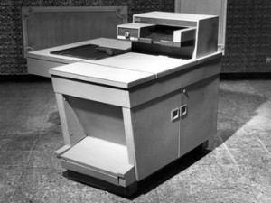 First Xerox Copier