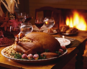 Mmm...turkey!