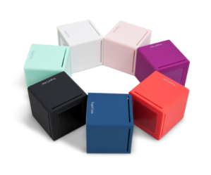 Sugar Cube Bluetooth Speaker