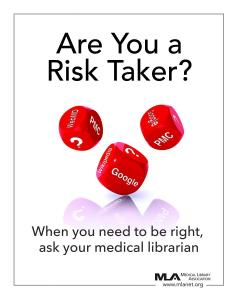 October is National Medical Librarians Month!