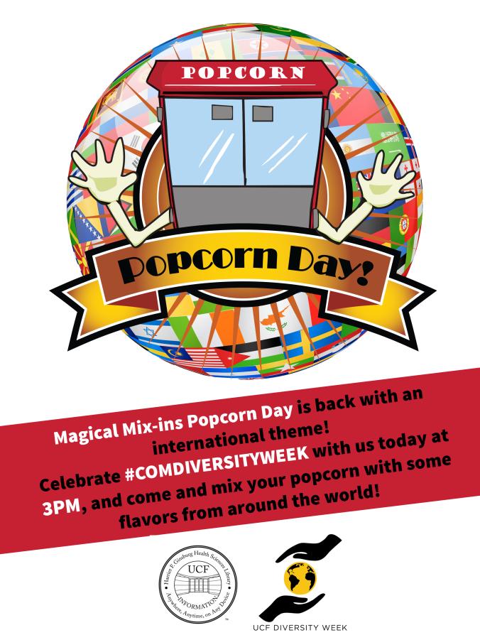 Popcorn Day_Diversity Week
