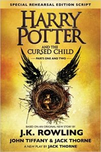 Harry Potter and the Cursed Child, by J.K. Rowling
