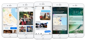 A preview of some of the new screens in iOS 10. http://www.businesswire.com/news/home/20160613006358/en/Apple-Previews-iOS-10-Biggest-iOS-Release