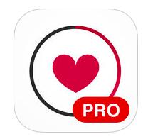 Runtastic Heart Rate Monitor & Pulse Tracker app